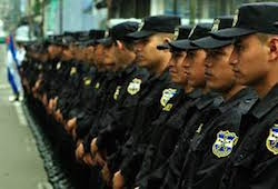 Damien Wolff says El Salvador must reform its police