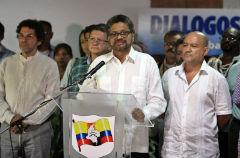 FARC negotiator