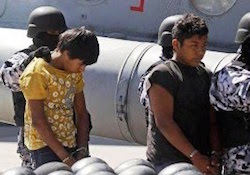 Mexico is arresting fewer minors