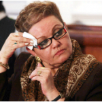 Former head of Mexico's federal prisons, Celina Oseguera Parra