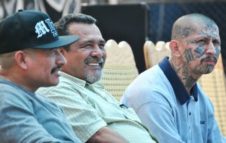 Raul Mijango, key promoter of the El Salvador gang truce