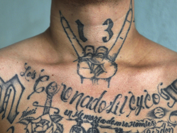 Is the feared MS13 gang strengthening its presence in the US?