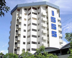 Headquarters of the Salvadoran Social Security Institution