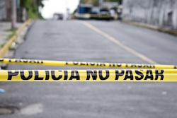 Homicides have skyrocketed in El Salvador in 2015