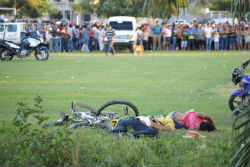 Massacres are on the rise in Honduras