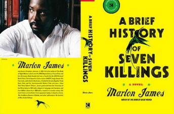 Marlon James' novel, A Brief History of Seven Killings