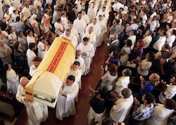 52 priests have been killed in Mexico since 1990