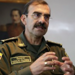 Former Colombian National Police Director Rodolfo Palomino