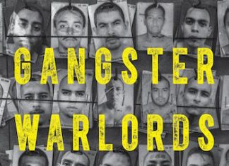 """Ioan Grillo's new book, """"Gangster Warlords"""""""