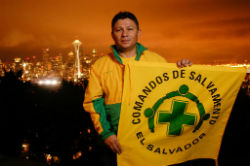 El Salvador's Comandos de Salvamento rescue squad