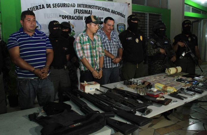 Colombia has banned citizens from carrying weapons in public during 2016