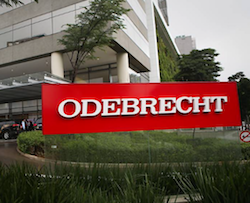 Odebrecht is one of the main companies implicated in the