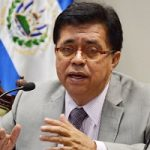 El Salvador President's Technical Secretary Roberto Lorenzana