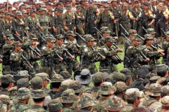 Colombia has outlined plans for FARC demobilization