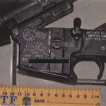 Firearm recovered from Rancho del Sol and traced by ATF