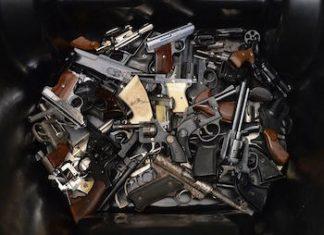 Salvadorans spend over $1.5 million on guns annually