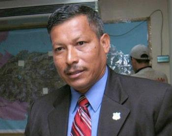 Honduras' slain former drug czar, Julián Arístides González
