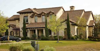 The home of Southlake attorney Juan Jesús Guerrero Chapa, killed by a masked gunman in suburban Dallas in 2013
