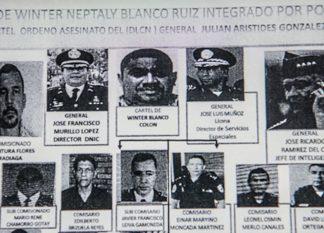 Purported Honduran police file