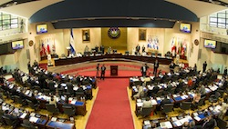 El Salvador's Legislative Assembly