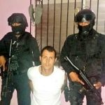 "Alias ""El Paisa"" was arrested in Panama"