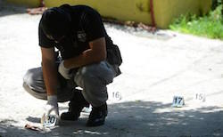 El Salvador murders dropped by 42% in April