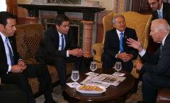 CentAm leaders meet in the White House