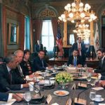 Central American leaders meet with US officials to discuss foreign assistance