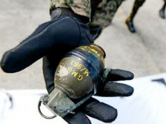 Venezuelan criminals are increasingly using grenades
