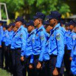 Police in Honduras