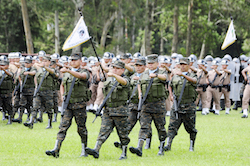 Guatemala's military will continue in domestic security role.
