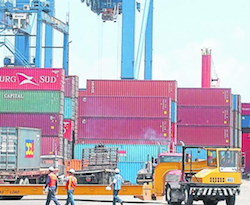 Contraband traffickers laundered dirty money using textile imports