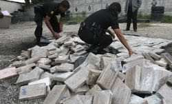 Cocaine seized in Honduras