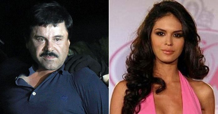 Mexico's El Chapo and his wife, Emma Coronel