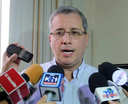 Mario Zelaya, former IHSS director accused of multimillion dollar embezzlement
