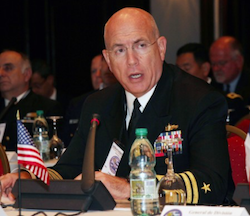 SouthCom commander Tidd at the South American Defense Conference