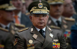 Venezuela Interior Minister Néstor Luis Reverol