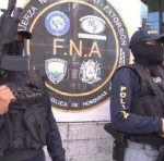 Members of the FNA in Honduras