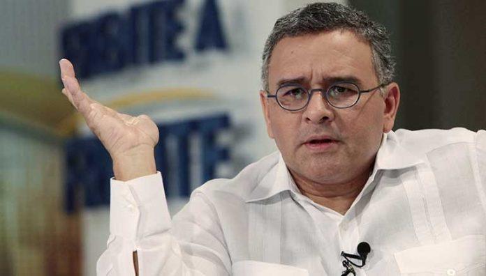 Former El Salvador President Mauricio Funes