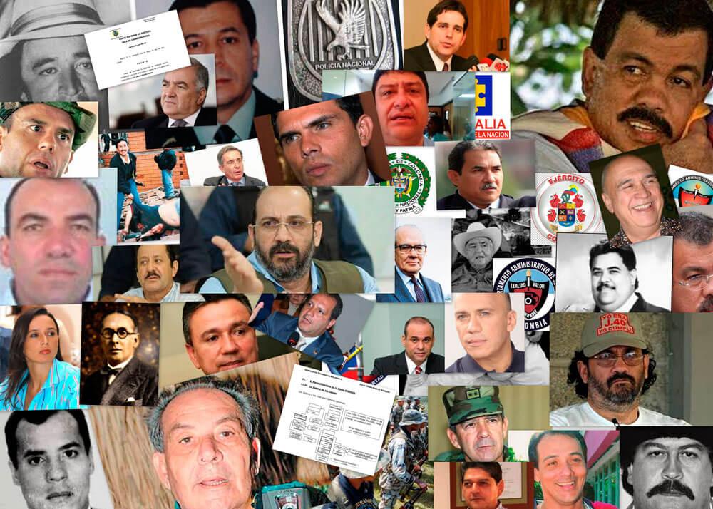 Resultado de imagen para elites colombianas