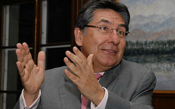 Colombia Attorney General Néstor Humberto Martínez