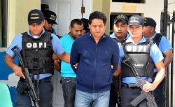 Detained mayor Delvin Salgado
