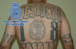 Spanish National Police photo of