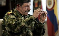 Gen. Javier Flórez