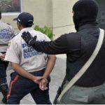 Venezuelan police in custody