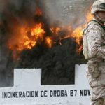Destruction of seized drugs in Mexico. c/o Animal Politico/Cuartoscuro