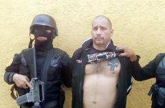 Alleged drug lord Marlon Monroy