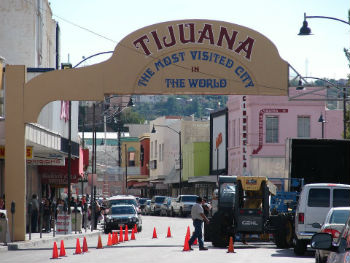 Violence is on the rise in Tijuana