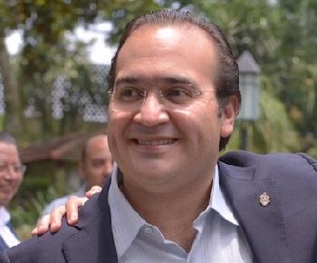 Former Veracruz Governor Javier Duarte