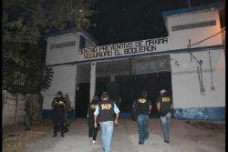 The Boquerón Prison in Guatemala